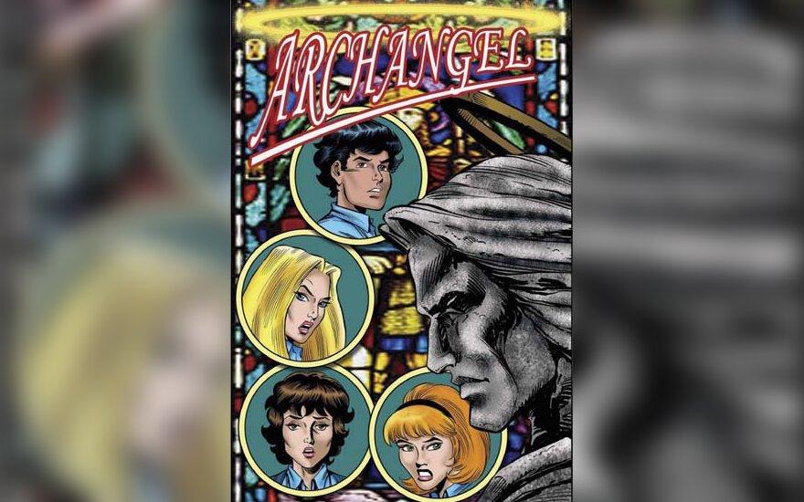 Katalikų bažnyčios išleista komiksų knyga