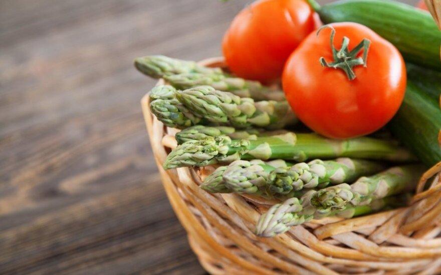 Ar verta baimintis vegetarinės mitybos?