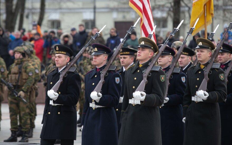 Lietuvos Kariuomenės dienos minėjimas Vilniuje