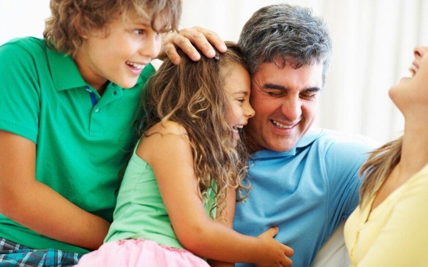 Ką sako tėvai ir kaip juos išgirsta vaikai
