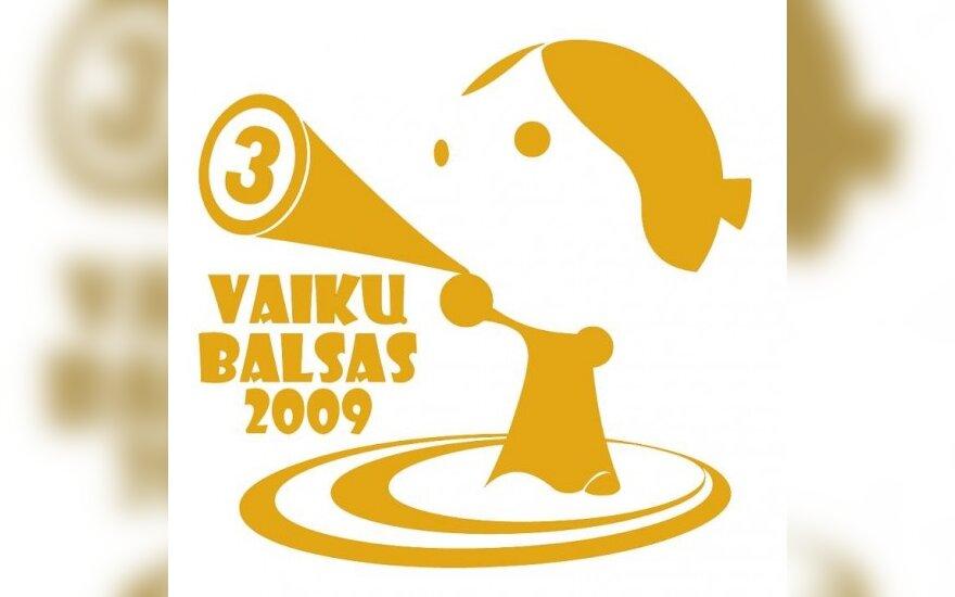 """""""Vaikų balsas 2009"""""""