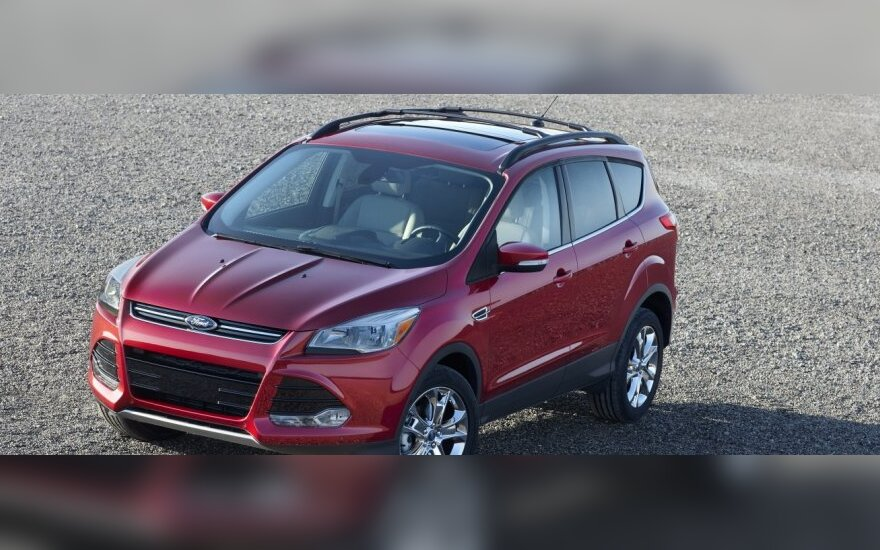 Ford Escape, Kuga