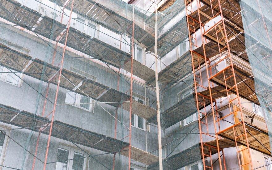 Savivaldybių pastatų renovacijos fondu dar nesusidomėjo nė viena savivaldybė