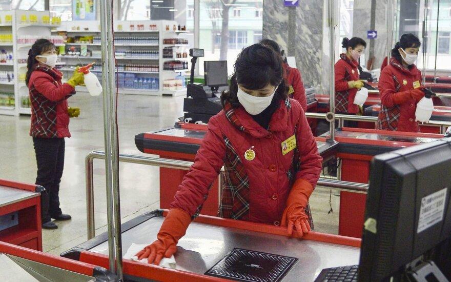 Nerimas dėl globalaus pelno plinta sparčiai kaip virusas