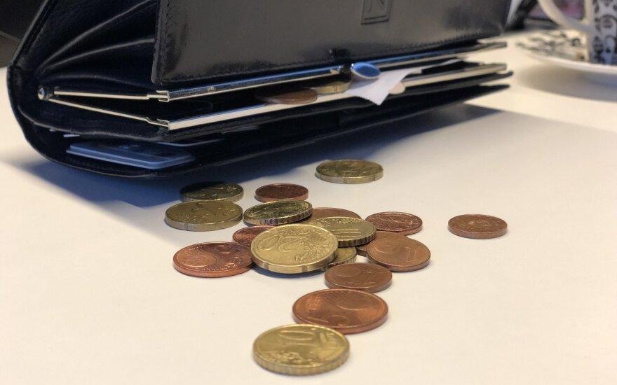 Šių euro monetų nemėgsta ir vokiečiai: norėtų, kad jos išnyktų