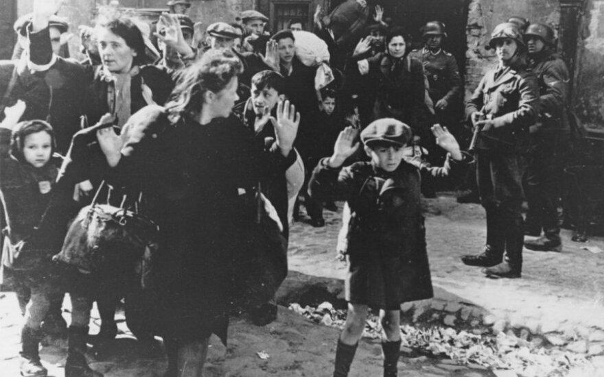 Žada naują bombą: skelbs, kas Lietuvoje prisidėjo prie Holokausto