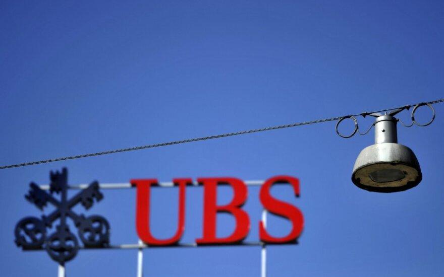 UBS bankas