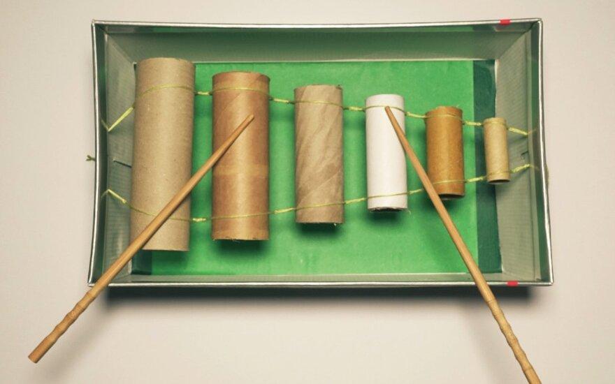 Instrumentai iš atliekų