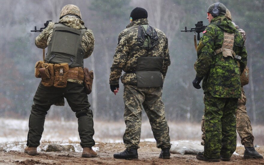 Lithuania to help rehabilitate wounded Ukrainian soldiers