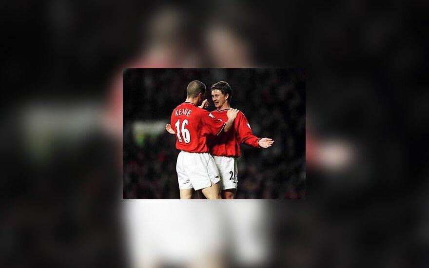 "Ole Gunnar Solskjaer, ""Manchester United"""
