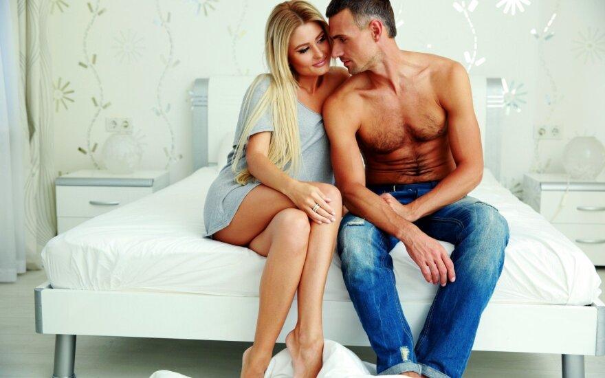 Ritualai, kurių laikosi laimingos poros