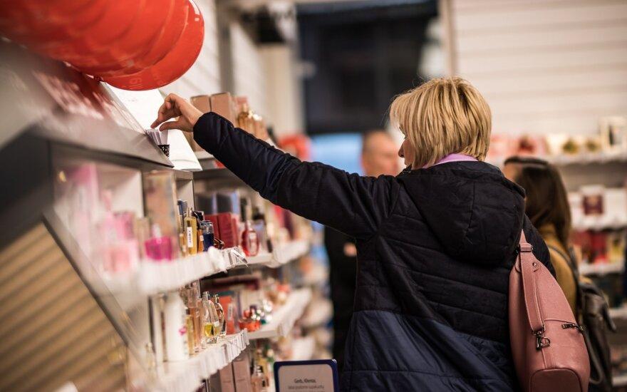 Pigu.lt parduotuvėje Vilniuje nuolat pildomas kvepalų ir parfumuotos kosmetikos asortimentas