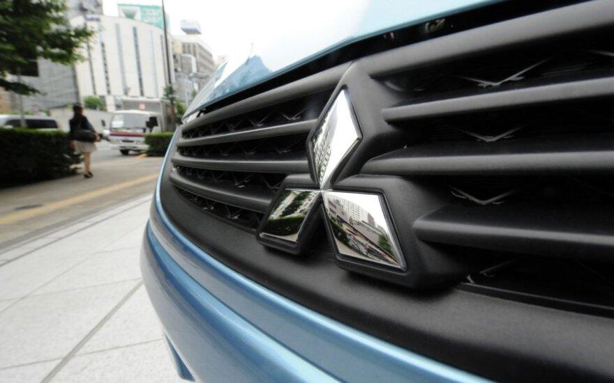 """""""Mitsubishi"""" iš """"Ford"""" įsigijo gamyklą"""