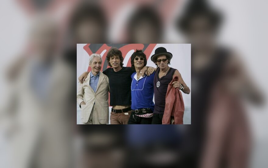 """Rolling Stones"""