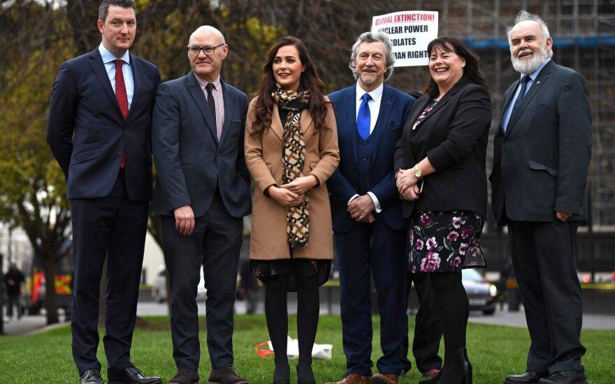 """Airijos partija """"Fianna Fail"""" nori formuoti vyriausybę be """"Sinn Fein"""""""