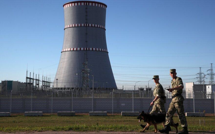 Premjeras: nestabilumas valstybėje, turinčioje tokią atominę elektrinę, yra dar didesnė grėsmė