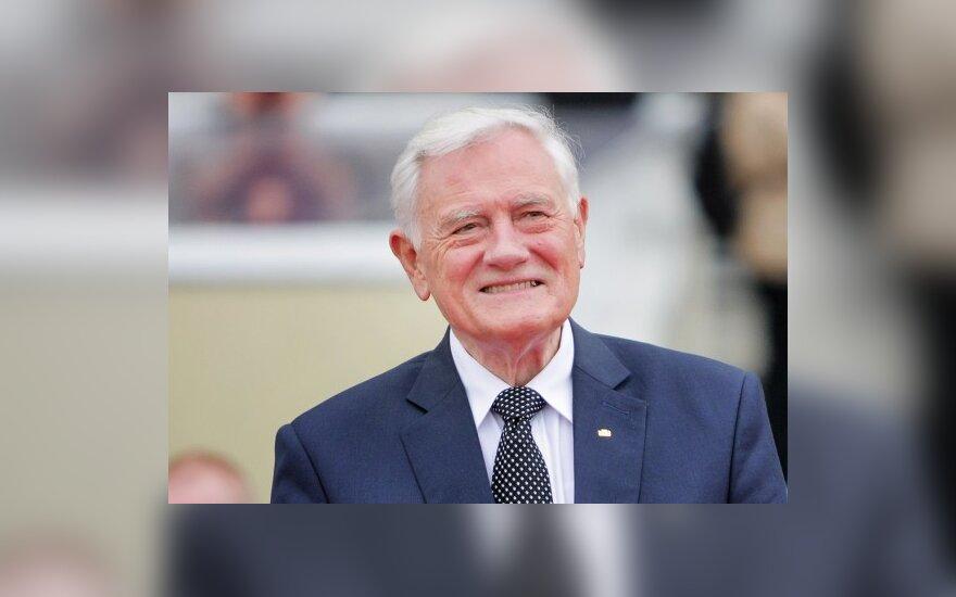 "Prezidentas Valdas Adamkus talkins ""Gamtos patruliams"""