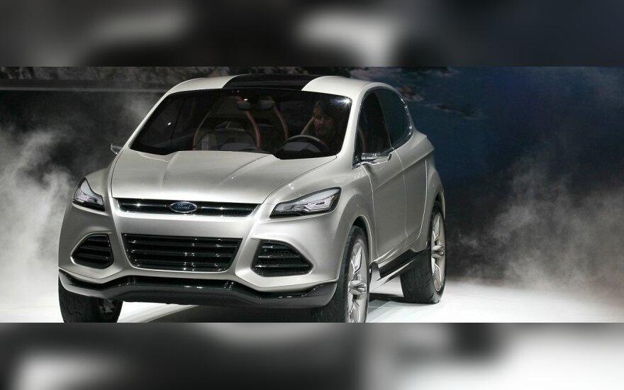 Ford Vertrek koncepcija