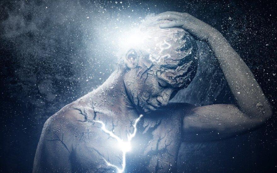 Nepaneigiamos realybės įrodymai: žmogus – tai siela, turinti kūną