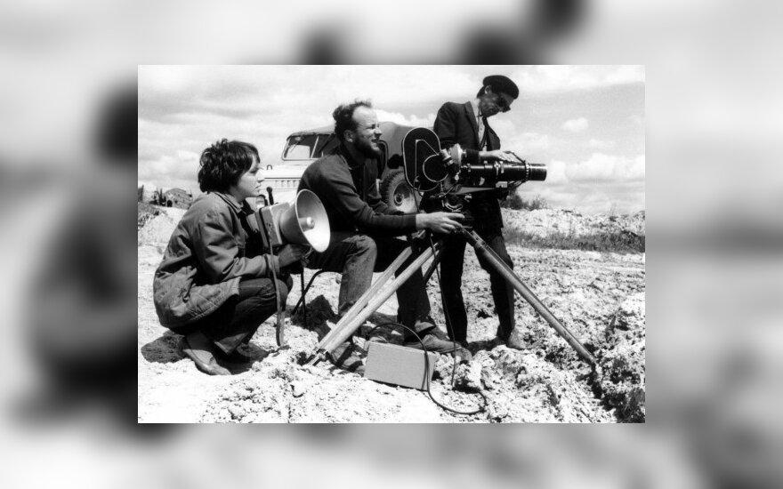 Režisierius A.Žebriūnas savo 80-ąją gimimo dieną susitiks su žiūrovais