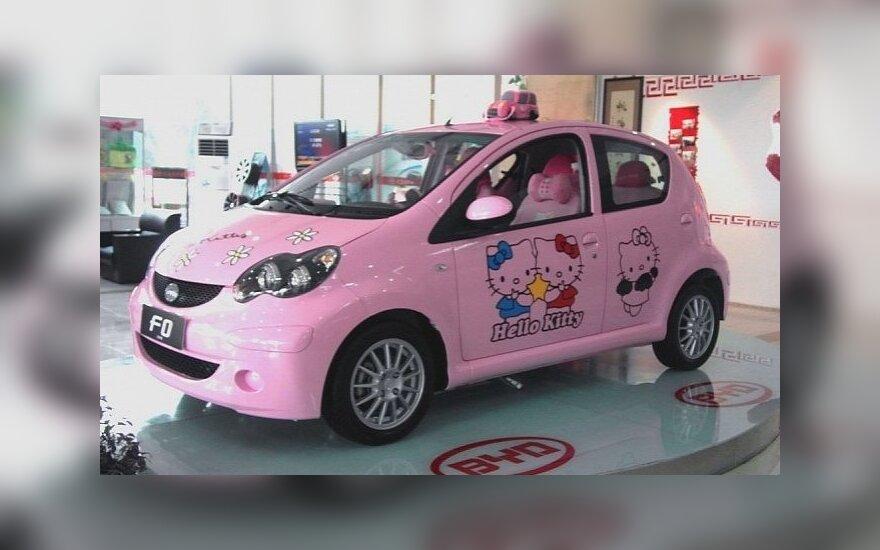 BYD F0 Hello Kitty Edition