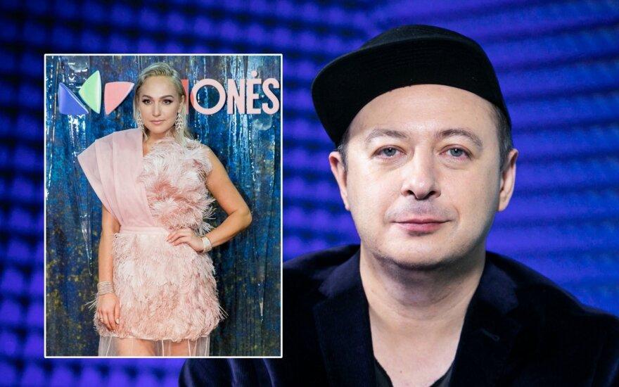 Aistis Mickevičius ir Indrė Stonkuvienė