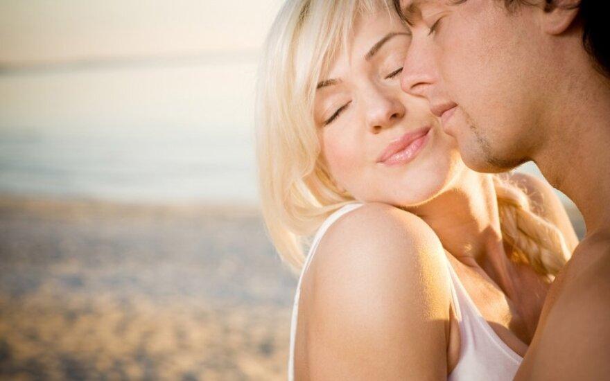 Neuromokslas: ilgalaikės ir aistringos meilės raktas atrastas?