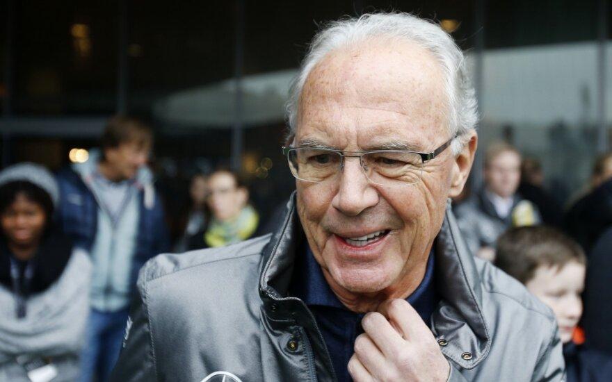 Franzas Beckenbaueris