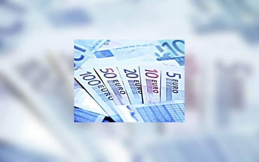 Euro pradininkas: netikiu, kad eurui gresia pavojus