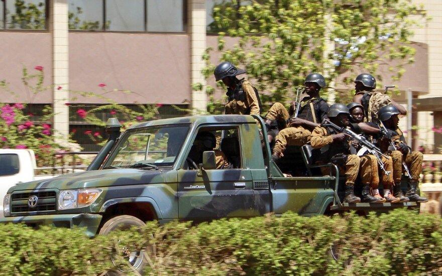 Burkina Faso kariai