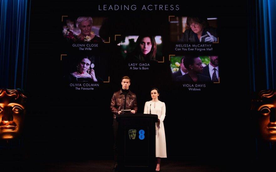 BAFTA akimirka