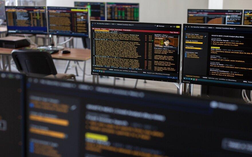 """VU Ekonomikos ir verslo administravimo fakultete duris atveria """"Bloomberg LAB"""" auditorija"""