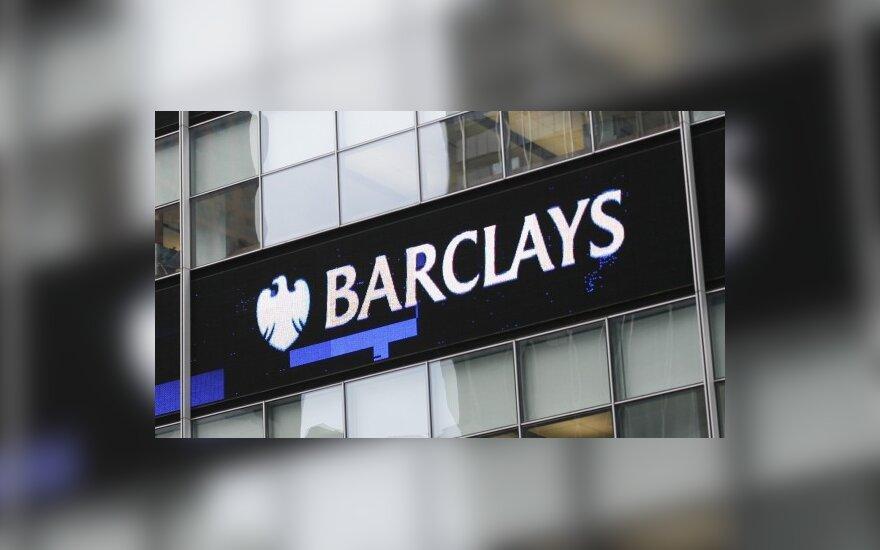 """Už """"Barclays"""" atėjimą - dotacija"""