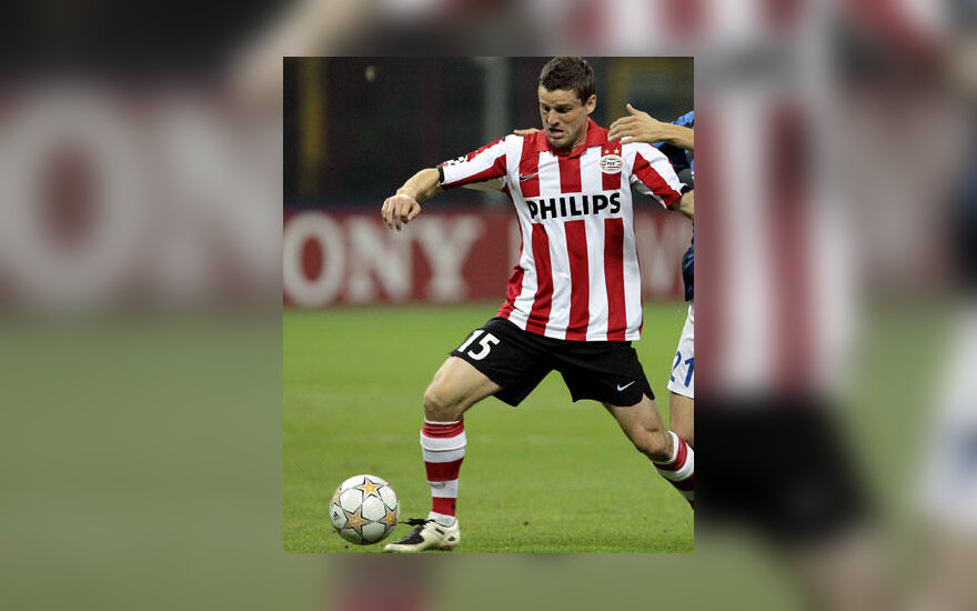 "Jason Culina (""PSV Eindhoven"")"