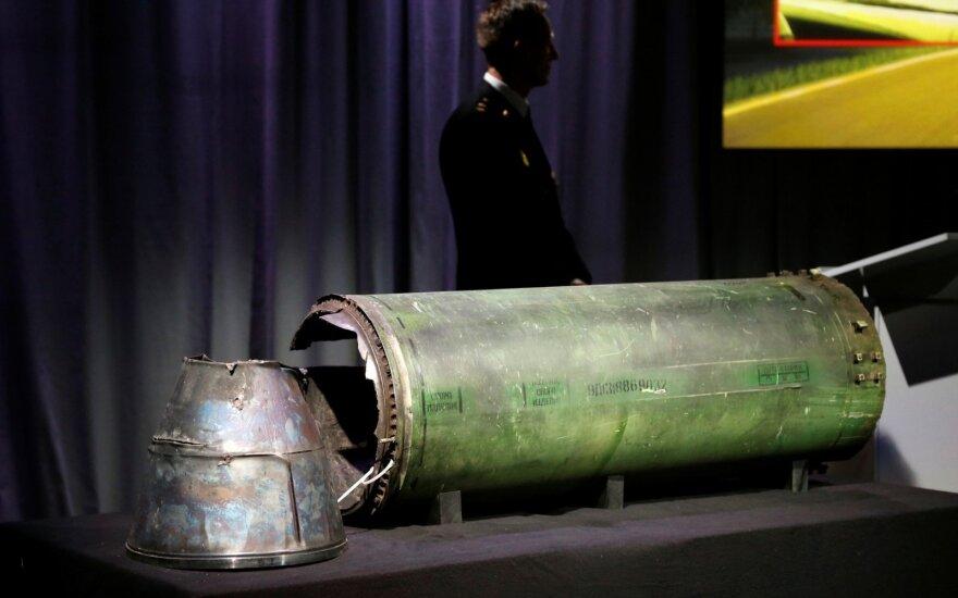 Stoltenbergas: lėktuvo sudužimas yra tiesioginis Rusijos agresijos prieš Ukrainą padarinys