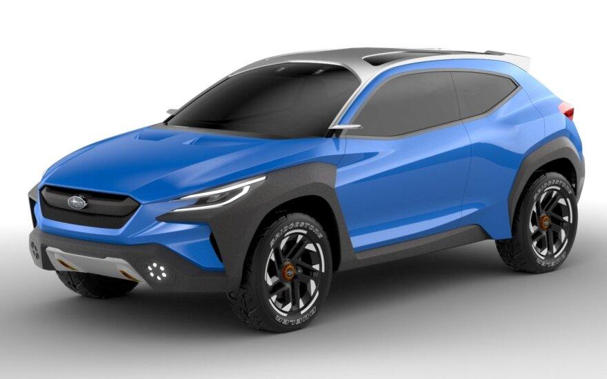 """""""Subaru Viviz Adrenaline"""""""