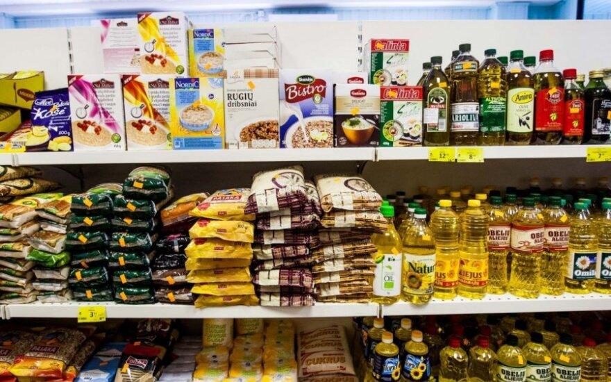 Žada užkirsti kelią dvigubiems maisto kokybės standartams ES