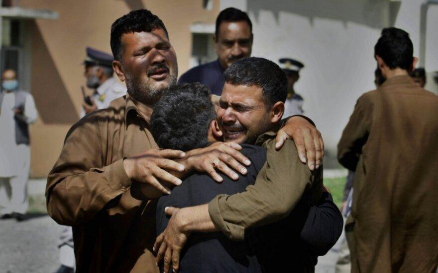 Per sprogimą Sirijos ir Irako pasienyje žuvo 30 žmonių