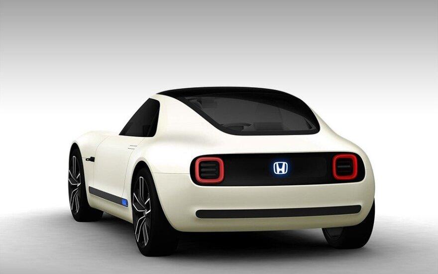 """Honda Sports EV Concept"" (asociatyvi nuotr.)"