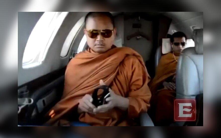 Vienuolis Luang Pu Nenkham Chattigo