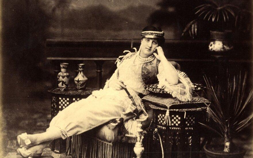 XIX amžiaus moterys