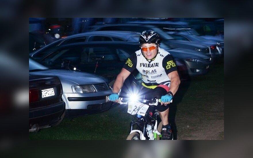 Kalnų dviračių 24 valandų maratone laimėjo ištvermingiausieji (Mariaus Kaitulio nuotr.)