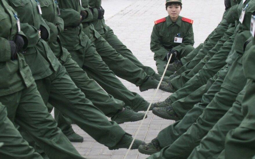 """Taivanas surengs kovinio šaudymo pratybas, imituojančias """"įsiveržimą"""" iš Kinijos"""