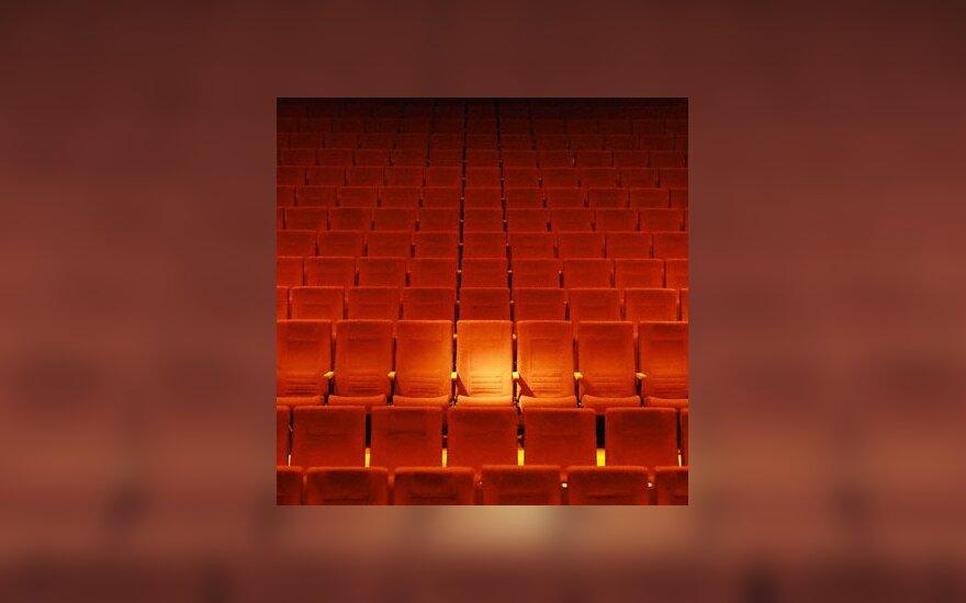 teatras, salė
