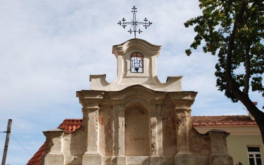 Franciscan monk in Kretinga tests positive for coronavirus