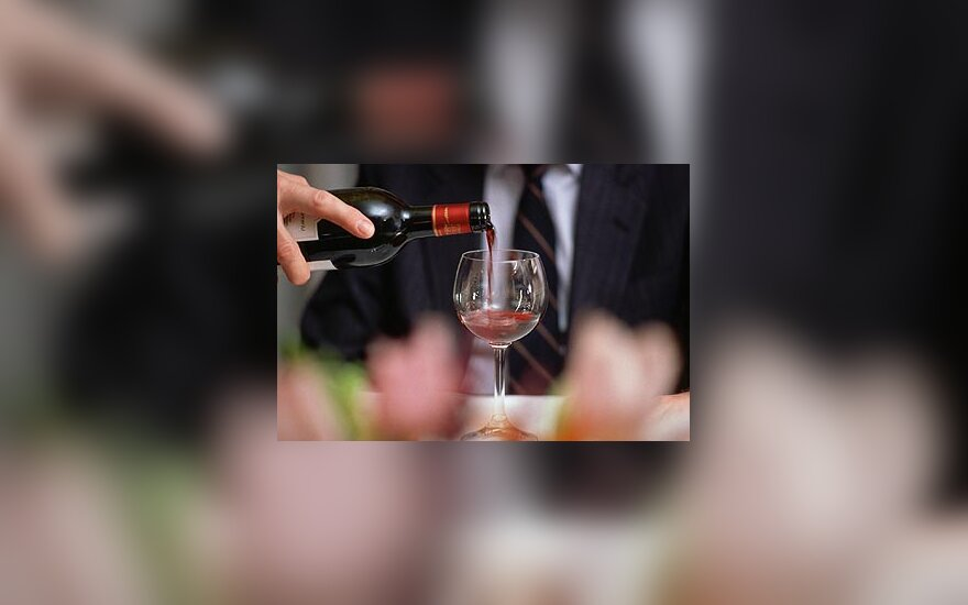 Vynas, alkoholis, restoranas