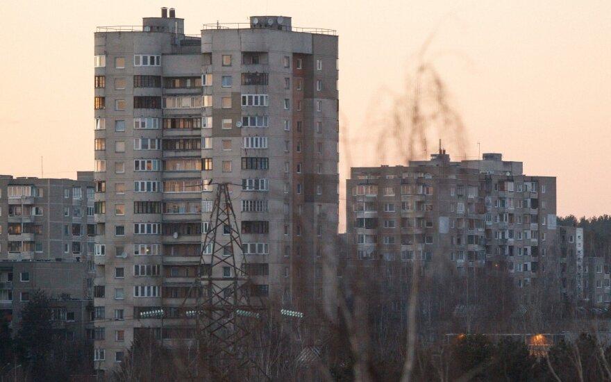 NT rinka: ar išvykus studentams atpigs butų nuoma didmiesčiuose?
