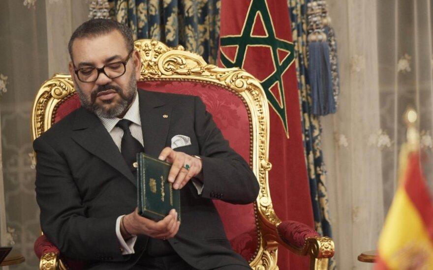 Mohammedas VI
