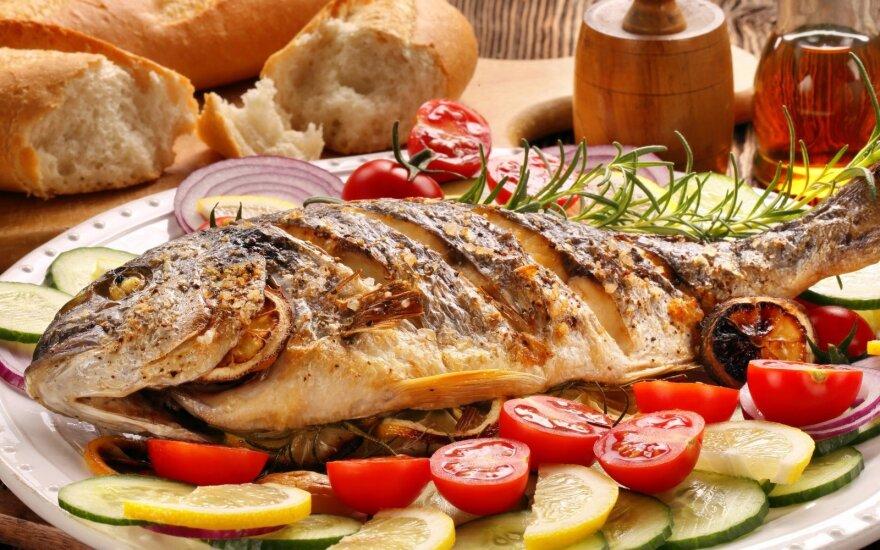 Šviežia, šaldyta ar rūkyta žuvis: surask 10 skirtumų