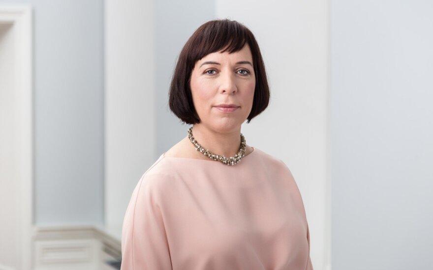 Estijos švietimo ir mokslo ministrė Mailis Reps